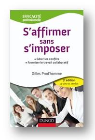 Gilles Prod'Homme - livre S'affirmer (ISRI)
